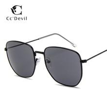2019 Fashion Square Sunglasses Women Brand Designer Luxury Metal Sun Glasses Classic Retro Outdoor Eyewear Oculos De Sol Gafas стоимость