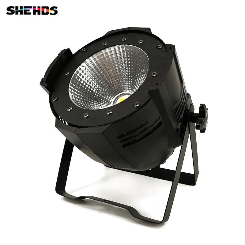 LED Par Light COB 100W High Power Aluminium DJ DMX Led Beam Wash Strobe Effect Stage Lighting,Cool White And Warm White