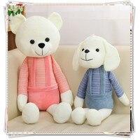 Teddy Bear Big Dog Minion Kawaii Plush We Bare Bears Ty Plush Animals Spongebob Cute Pillow