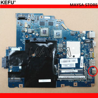 KEFU original For Lenovo G565 Z565 Laptop motherboard LA 5754P with Video card Good working