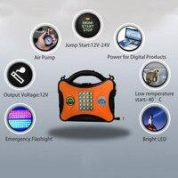 CS008 36000 мАч большой Ёмкость автомобиля Зарядное устройство пусковое устройство Мощность банк Booster чрезвычайных Батарея Quick Starter Питание