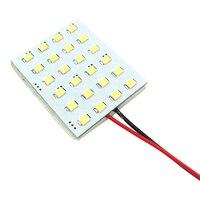 48 smd cob led 4 w 12 v luz branca painel interior luzes cúpula lâmpada lâmpadas led|Luzes do painel de LED| |  -