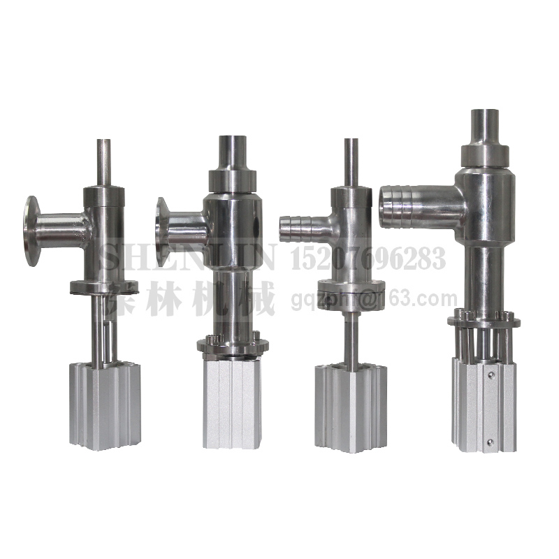 SHENLIN Filling head of filling machine filling device nozzle, pneumatic cylinder filler spare part of pneumatic filling machineSHENLIN Filling head of filling machine filling device nozzle, pneumatic cylinder filler spare part of pneumatic filling machine