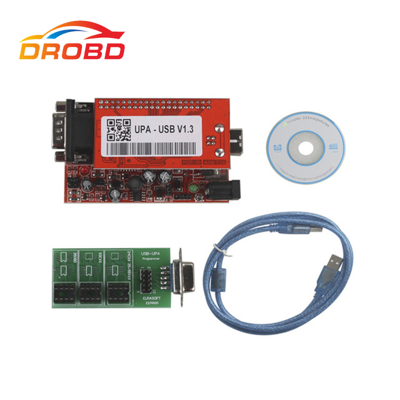 Best Price UPA USB Programmer ECU programmer for 2013 Version Main Unit for Sale free Shipping