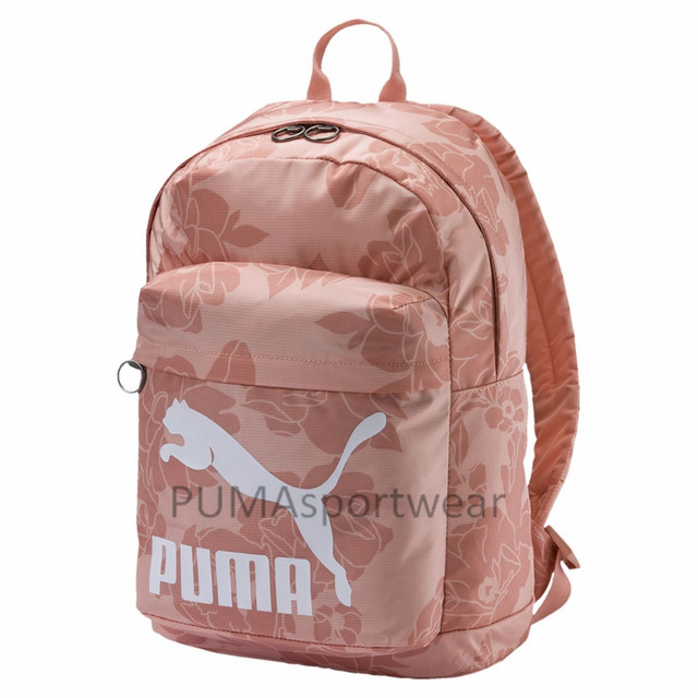 ec7a00c6c13cce 2018 New Arrival PUMA Originals Backpack Unisex Backpacks Sports Bags