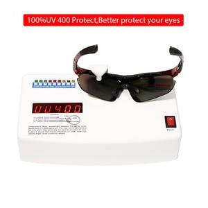 Image 4 - WEST BIKING Polarized Cycling Glasses Anti fog Sunglasses Sport Bicycle Glasses With Mypia Frame MTB Bike Goggles Eyewear