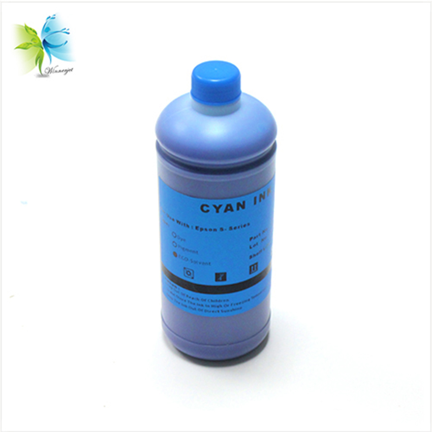 Winnerjet 2 Sets 8 bottles Guaranteed Quality S30670 Ink For Epson Surecolor S30670 S50670 S30675 S50675 Eco Solvent Ink