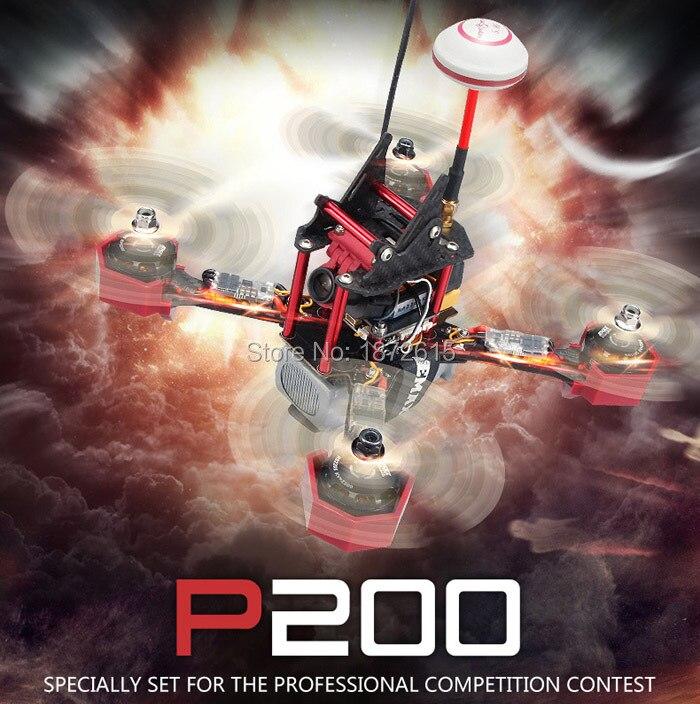 Drone de course professionnel JJRC JJPRO-P200 caméra HD DRON Skyline32 5.8G 48CH bande de course 600 mW 800TVL Cmos Racer RTF ART quadrirotor