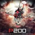 Professional JJRC JJPRO-P200 Racing Drone HD Camera DRON Skyline32 5.8G 48CH Raceband 600mW 800TVL Cmos Racer RTF ART Quadcopter