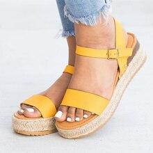 Women Sandals 2019 Wedges Shoes For Women High Heels