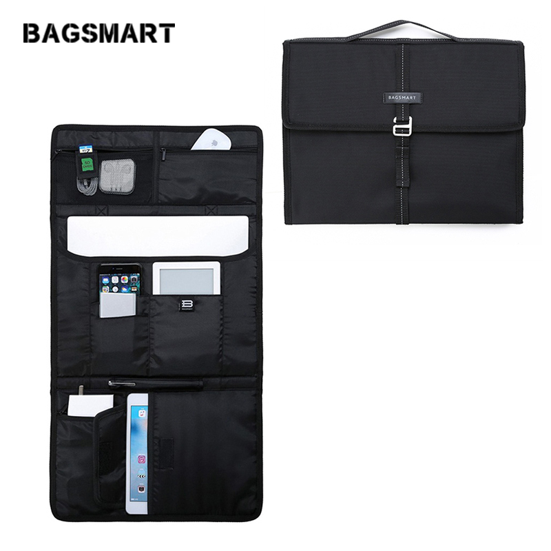 BAGSMART Briefcase For MacBook Pro13