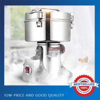 3000G Large Output Swing Type Martensitic Stainless Steel Electric Powder Crusher Herb Grinder