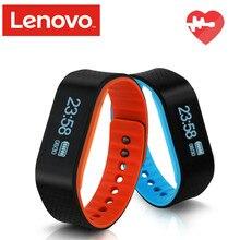Lenovo B100 смарт-браслет Bluetooth 4.2 Heart Rate Смарт Спорт Браслет фитнес сна монитор для iPhone 7 плюс IOS Android