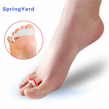 SpringYard (2 pairs/lot) Gel Hammer Toe Orthopedic Toe Straightener So