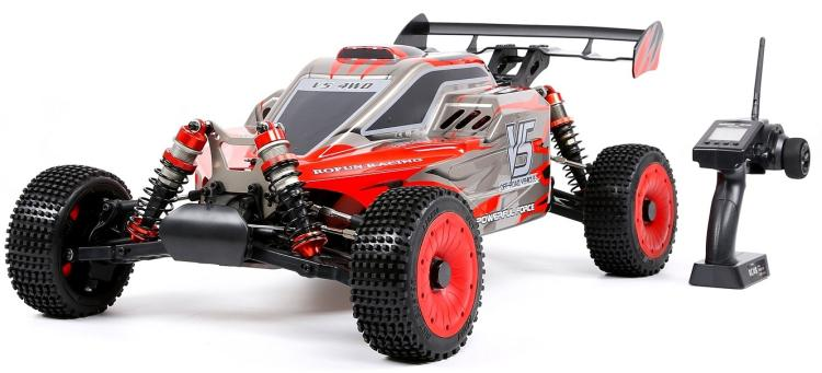 1/5 Scale V5 32cc Gas 4WD Buggy RTR 1 5 gas 26cc 4wd hummer rtr