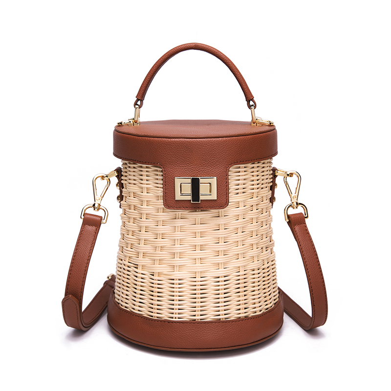 free shipping Hand-woven rattan bag, cowhide woven bag, imported high-grade rattan, handmade,handbag, shoulder bag leather bagfree shipping Hand-woven rattan bag, cowhide woven bag, imported high-grade rattan, handmade,handbag, shoulder bag leather bag