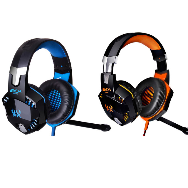 G2000 Casque Audio Gaming Headset 1