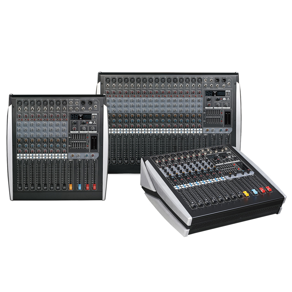Mixing New Arrival Console Recorder 48 V Phantom Power Monitor AUX Effect Path 8 10 Channel