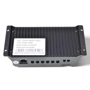 Image 5 - EPever 20A 10A Çift Pil güneş şarj kontrol cihazı 12 V 24 V Yüksek verimli PWM Şarj Regülatörü Opt Uzaktan Ekran MT 1 Sıcaklık kablo