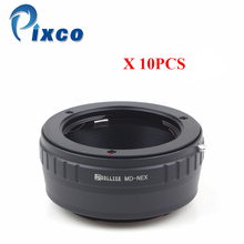 Pixco 011117x10pcs of adapter ring for Dollice MD-NEX, Lens Adapter Suit For Minolta MD Lens to Suit for Sony E Mount NEX Camera