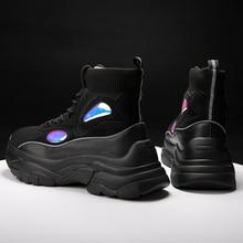 Для Мужчин's спортивная обувь тенденция удобные дышащие кроссовки мужчин Спорт на открытом воздухе Высокая Quatily спортивная обувь унисекс zapatillas hombre