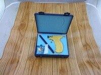 GRATIS VERZENDING Sieraden boren Tool, oor percing pistol, oor holing stud gun, body beauty driller tool