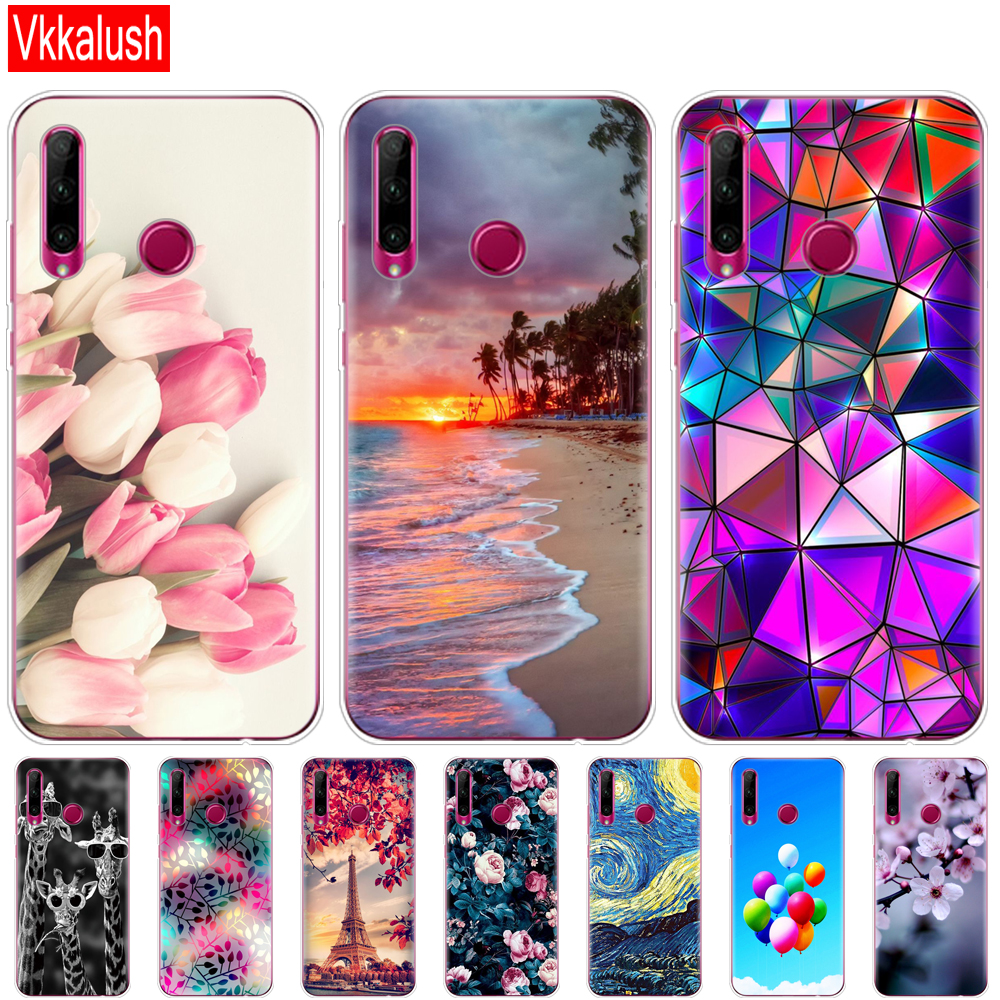 For Honor 10i Case Honor 10i HRY-LX1T Case Silicon Tpu Funny Back Cover Phone Case For Huawei Honor 10i Honor10i 10 I 6.21 Inch