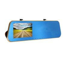 Cheapest prices F1C Car DVR Camera Rearview Mirror Auto DVRs Dual Lens Dash Cam Video Registrator Camcorder Full HD 1080p Night Vision