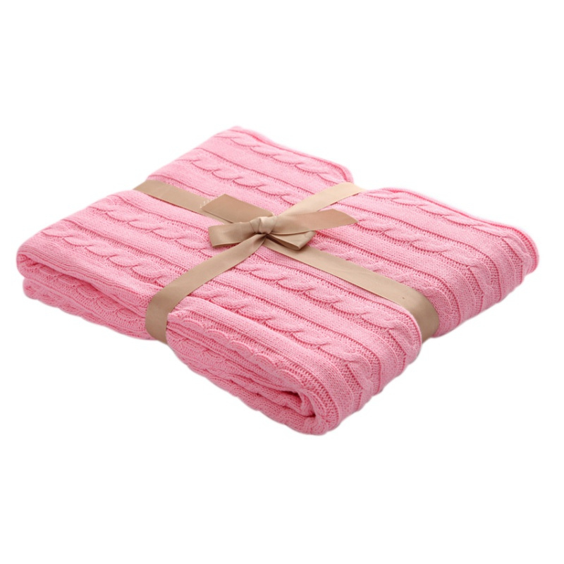 Grueso Hilado lana merino voluminosos manta grande Mantas suave cama ...