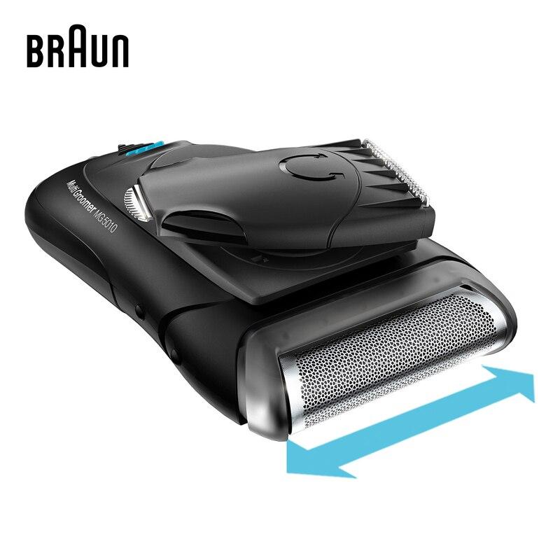 Braun Shaver razor MG5010 Washable Shavings