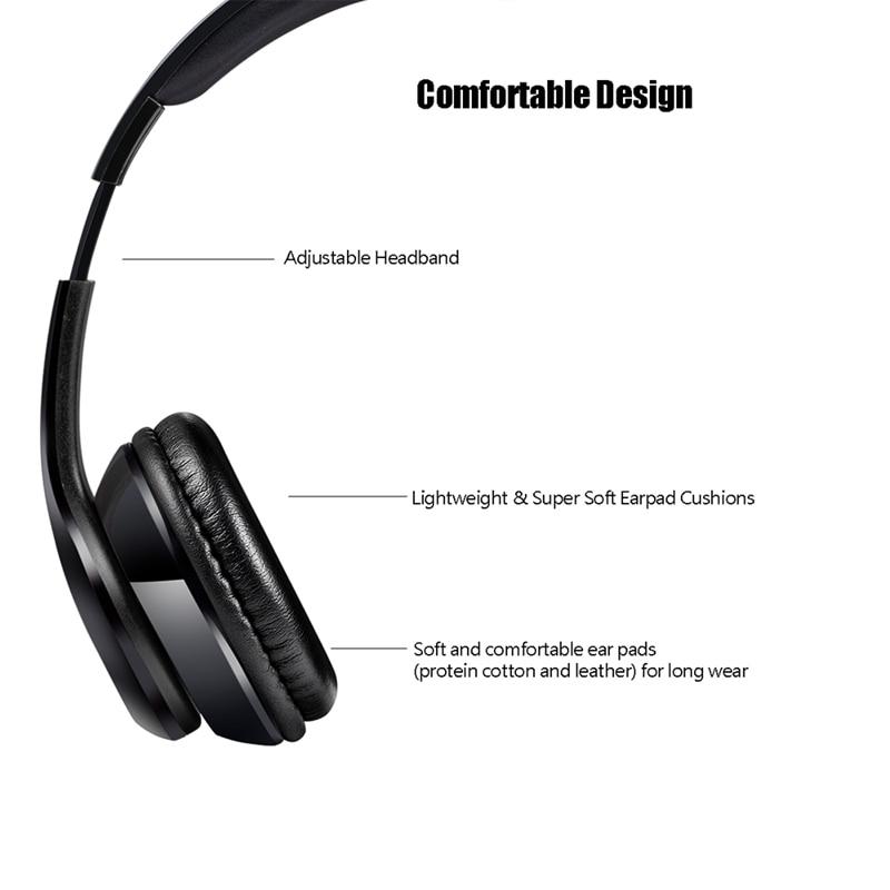 Headset Fi Bluetooth Bass 6