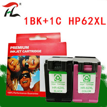 62XL Compatible HP62XL Ink Cartridge Replacement for HP 62 XL HP62 Envy 5640 OfficeJet 200 5540 5740 5542 7640 printers