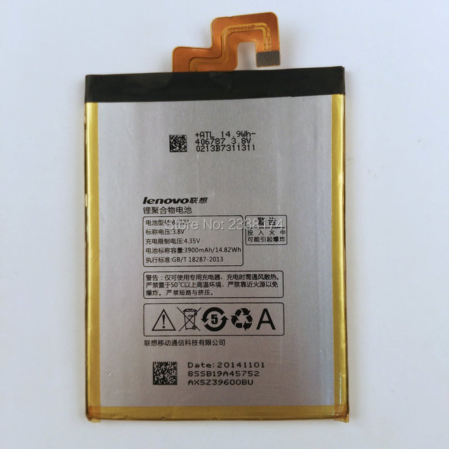 BL223 3900mAh Large Capacity Rechargeable Lithium Polymer CellPhone Battery For Lenovo K920 VIBE Z2 PRO