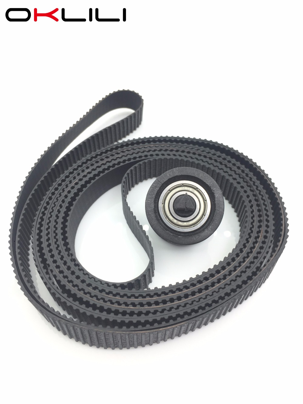 C7769-60182 Carriage Belt With Pulley 24'' 24 Inch A1 For HP DesignJet 500 500PS 510 510PS 800 800PS Plus 4500 820 MFP 4020 T620