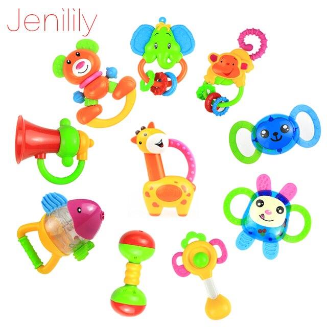 Aliexpress Buy Jenilily 10pcs Lots Fun Plastic Baby