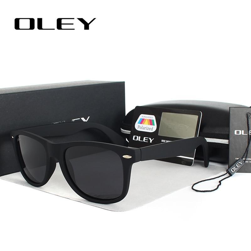Oleyy ساحة نظارات شمس إمرأة يستقطب رجل نظارات شمس ماركة مصمم كلاسيكي خمر نظارات اكسسوارات oculos Y2140