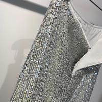 Модная женская блестящая юбка ddxgz2