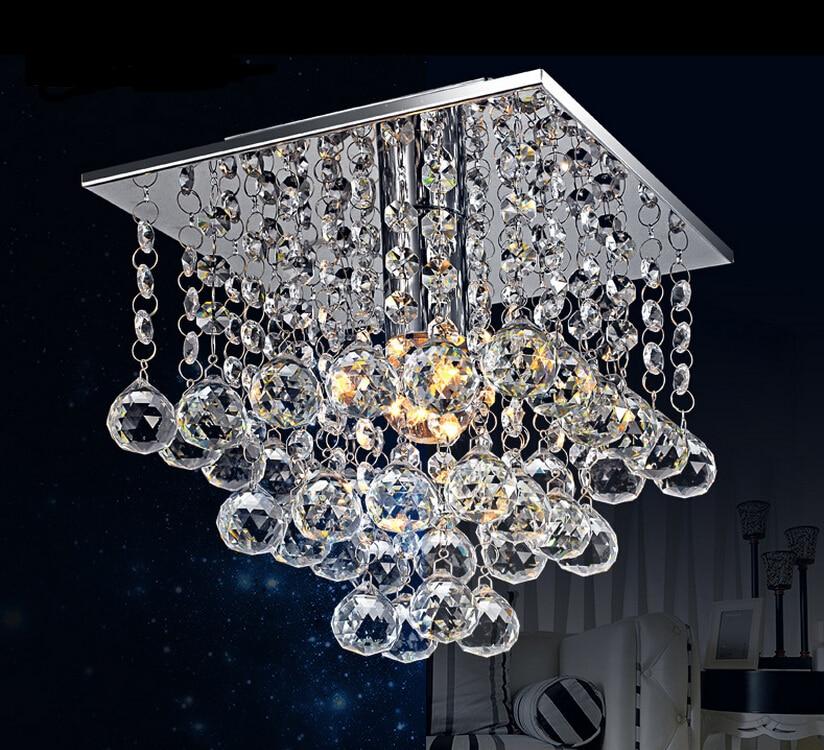 sell well mini led crystal ceiling lights crystal lustre. Black Bedroom Furniture Sets. Home Design Ideas