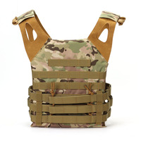 Tactical Hunting Vest Body Armor JPC Plate Carrier Vest Paintball Military Ammo Magazine Airsoft Tactical vest