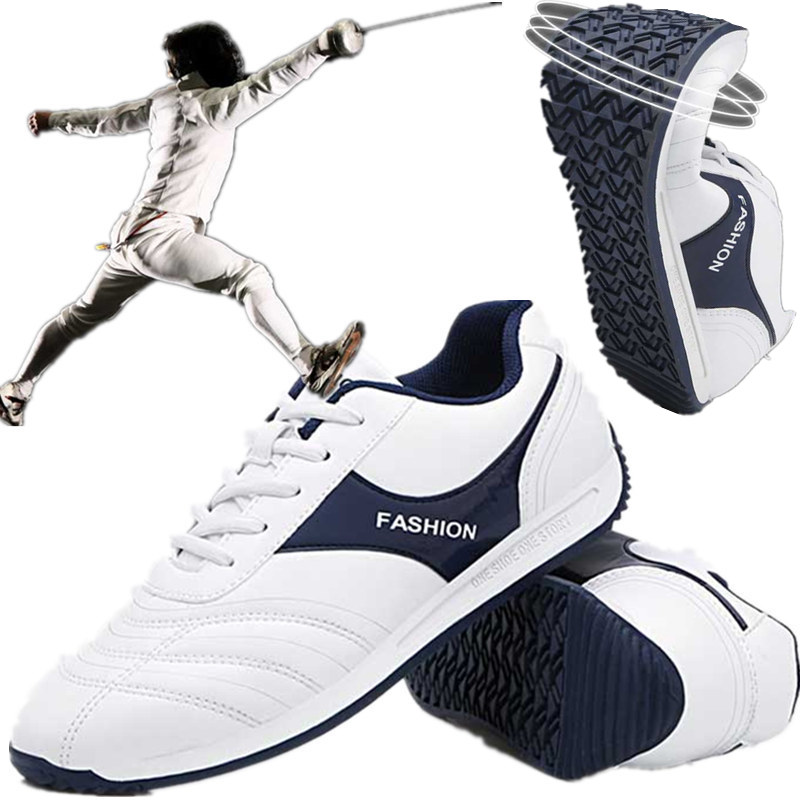 High quanlity Men's Fencing Shoes training fencing shoes цена 2017
