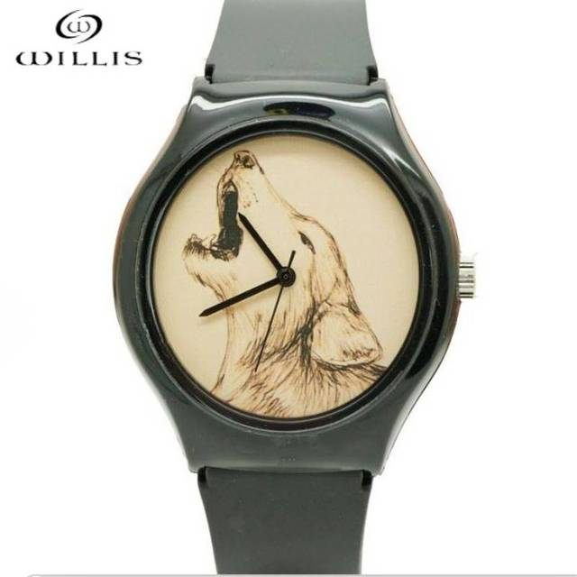 5aa8d058 US $6.43 41% OFF|WILLIS Women watches Children's Fashion Wolf Watches Kids  Quartz Silicone Watch For Boys Girls Ladies watches Relogios feminino-in ...