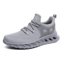 New Summer Mesh Men Casual Shoes Lace-Up Men Shoes Lightweight Comfortable Breathable Walking Sneakers Size 39-46 dekabr fashion summer style shoes men casual mesh breathable shoes lightweight comfortable slip on men shoes plus size 34 46