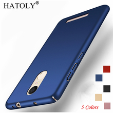 цена на HATOLY Case Xiaomi Redmi Note 3 Pro Cover Slim Smooth & Ultra-thin PC Case For Xiaomi Redmi Note 3 Pro Case Xiaomi Redmi Note 3<