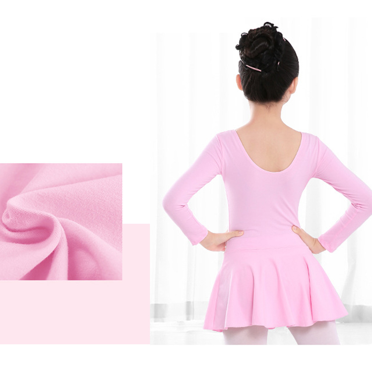 Girls Ballet Dance Dress (2)