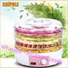 SHIPULE Snacks Dried Food Machine Household Dried Fruit Machine Fruits And Vegetables Dehydration Machine