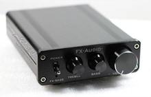 Buy 2017 FX-Audio FX-502E Hifi 2.0 Computer Desk Full Digital Audio Amplifier Power Output 68W*2 Bass Treble Individually Adjustment
