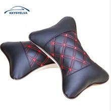 Free Shipping Car headrest Seat Pillow Hot 2pcs/ Lot