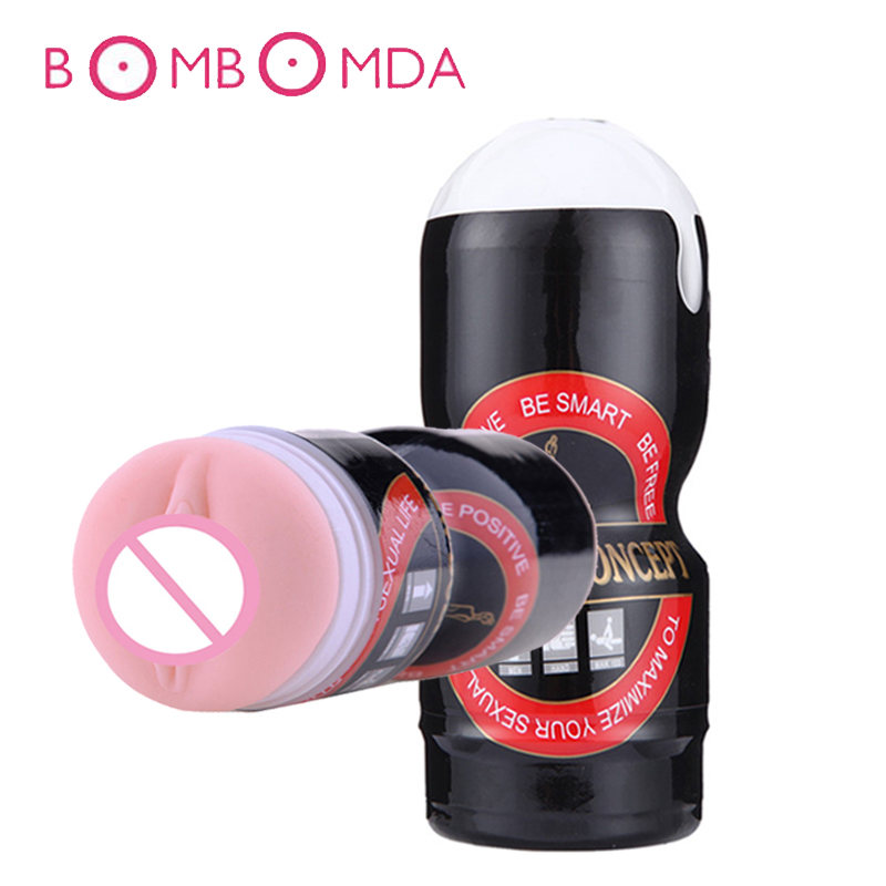 Silicone Masturbation Cup Aircraft Cup Male Masturbator Vagina Real Pussy Elastic Penis Extender Adult Products Sex Toys For Men new man silicone vagina real aircraft cup male masturbator small artificial pocket pussy penis pump toys adult fun sex products for men