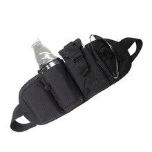 Tactical Chest bag Unisex waist bag fashion chest rig waist bags hip hop streetwear Waist pack 900D waterproof phone Wallet