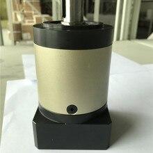 10 arcmin 60 круглый фланец экономичный орбитальный редуктор, коробка передач 15:1 до 100:1 для NEMA23 шаговый двигатель входной вал 8 мм